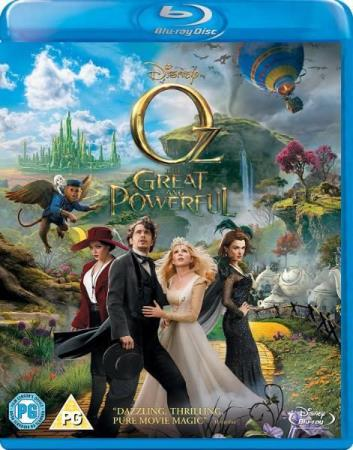 OZ THE GREAT AND POWERFUL (2013) (DISNEY) (BLU-RAY)