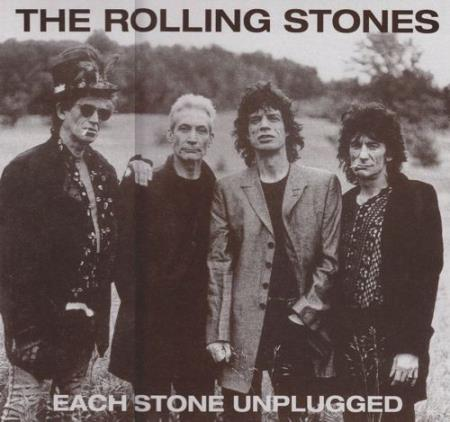 The Rolling Stones – Each Stone Unplugged -  Ny Vinyl!