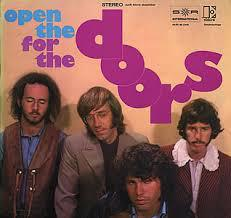 The Doors:  Open The Doors For The Doors    -  Ny Vinyl!