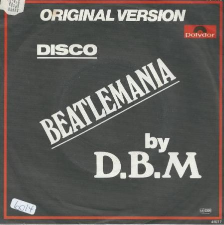D.C.M. :  Beatlemania Disco