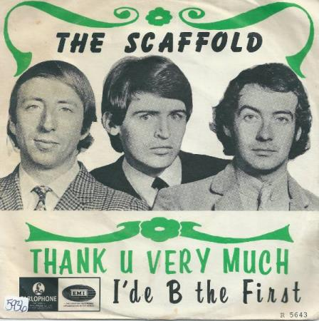The Scaffold:  Thank U Very Much / Ide B The First