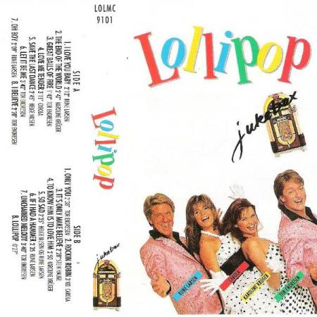 LOLLIPOP .-TOR ENDRESEN-RUNE LARSEN .-JUKEBOX.-CAROLA.
