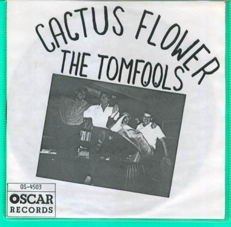 4503 The Tomfools Cactus Flower Limping Jam Oscar 1987 NY