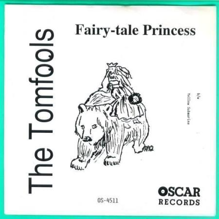 4511 The Tomfools Fairy-tale Princess Oscar 1992 NY