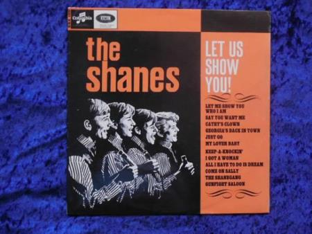 THE SHANES - Let Us Show You - UMULIG 64 DEBUT Å FINNE I DAG