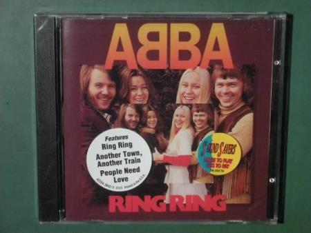ABBA * Ring Ring * CD - Oslo - ABBA: Ring Ring 1973 Polar Music International AB. Polydor 0704. A&M Records, Hollywood, USA. «Ring Ring» «Another Town, Another Train» «Disillusion» «People Need Love» «I Saw It in the Mirror» «Nina, Pretty Ballerina» «Love Isn't Easy - Oslo
