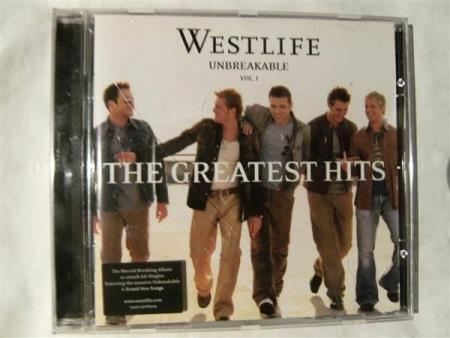 Westlife - The Greatest Hits (EX)