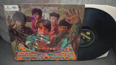 The Hollies - Evolution - UK 1967 1st MONO Press Psychedelic