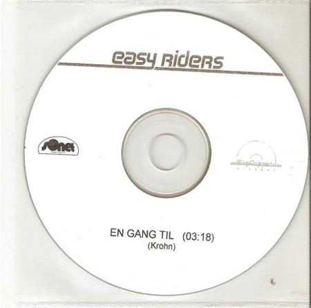 Easy Riders - En Gang Til - CD-Singel Promo - Raga Rockers