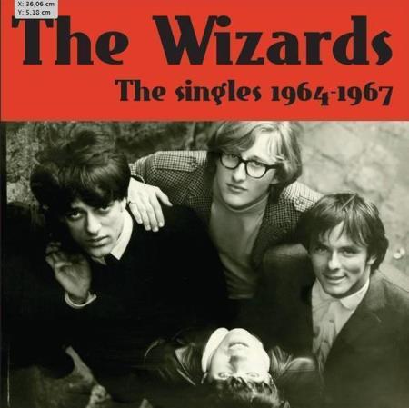 The Wizards‎– The Singles 1964 - 1967