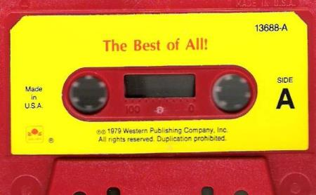 THE BEST OF ALL.-1979.