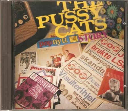 Pussycats - The Pussycats Story - Polydor Utgave