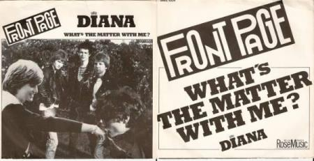Front Page - Diana
