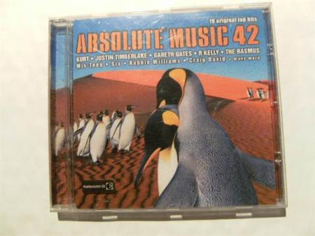 Absolute Music 42 (EX)