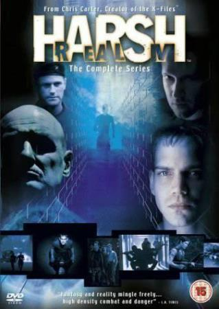 HARSH REALM - THE COMPLETE SERIES (1999) (3 DISC) (DVD)