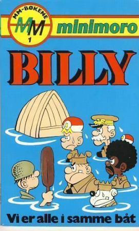 BILLY  minimoro  nr. 1  -  1984