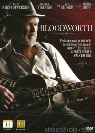 BLOODWORTH (2010) (KRIS KRISTOFFERSON) (DVD)