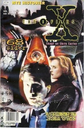 THE X-FILES  nr. 2 - 1997