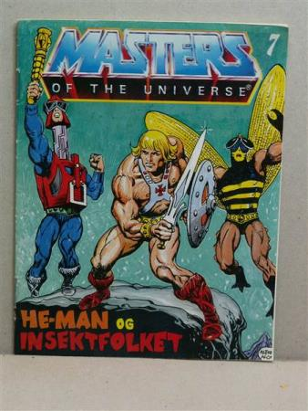Masters of the universe giveaway nr.7 1985