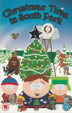 Christmas Time In South Park DVD