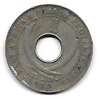 East-Africa 1 cent 1912 H