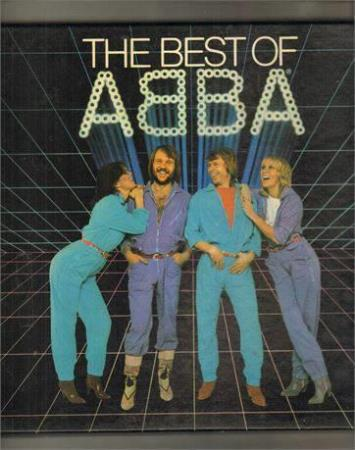 ABBA ‎– THE BEST OF ABBA 1972-1981  5 LP plater Box