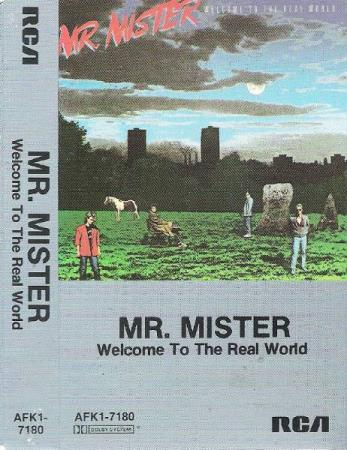 MR.MISTER.-WELCOME TO THE REAL WORLD.-1985.