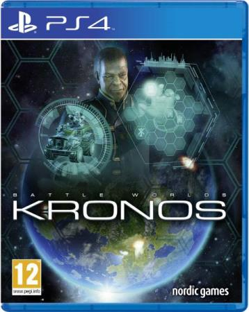 BATTLE WORLDS - KRONOS (PLAYSTATION 4) (PS4)