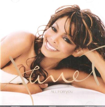 JANET JACKSON.-ALL FOR YOU.-2001. - Notodden - FIN CD.  - Notodden
