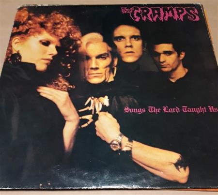 The Cramps - Songs The Lord Taught Us - UK LP