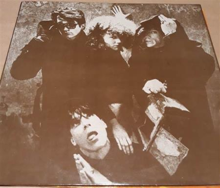 The Cramps - The Last Record - LP - Fransk