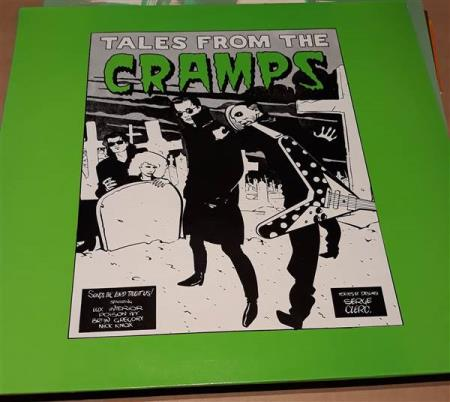 The Cramps - Tales From The Cramps Vol. 1 - USA LP