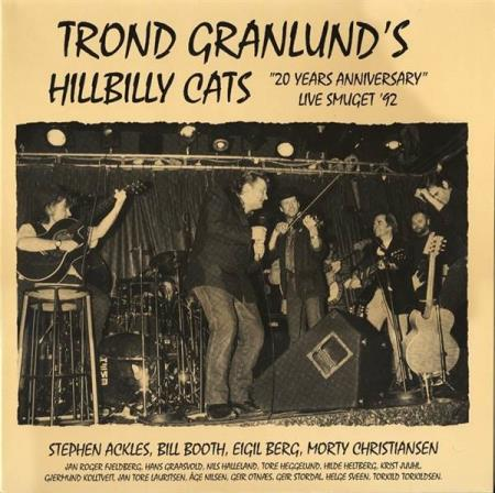 Trond Granlund Hillbilly Cats - LP - Stepen Ackles