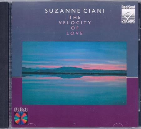 Suzanne Ciani - The Velocity Of Love - CD