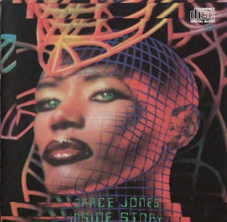Grace Jones - Inside Story - CD