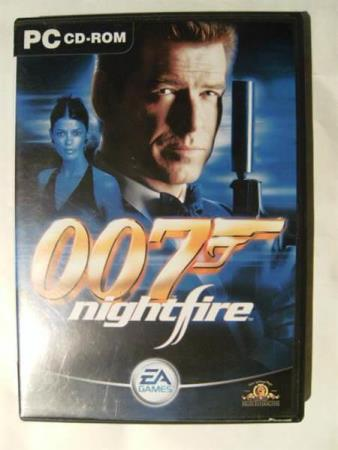 007 Nightfire (PC - EX)