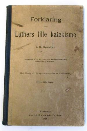 3209 - Luthers lille katekisme