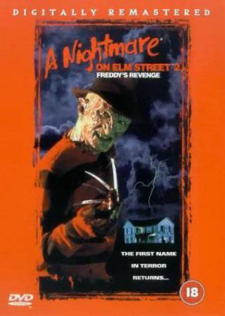 A NIGHTMARE ON ELM STREET 2 - FREDDY`S REVENGE (1985) (DVD) - Larvik - PENT BRUKT !!! ENGELSK UTGAVE OG INGEN TEKST ! This sequel to 'A Nightmare on Elm Street' is set five years after the original. The Walsh family have now moved into the house formerly owned by the Thompsons, and it is not long before teenage son  - Larvik