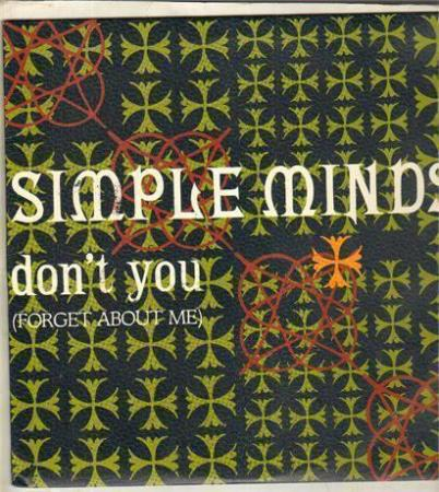 12 SIMPLE MINDS ‎– DONT YOU (FORGET ABOUT ME)