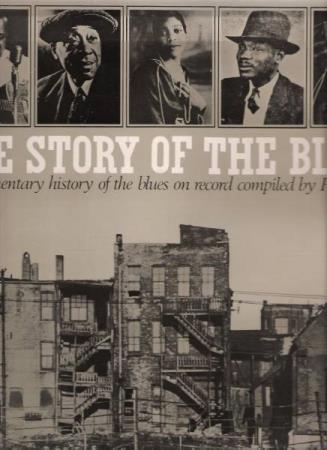 THE STORY OF THE BLUES.-A DOCUMENTARY HISTORY OF THE BLUES