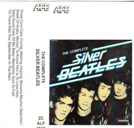 The Beatles - The Complete Silver Beatles  - MC