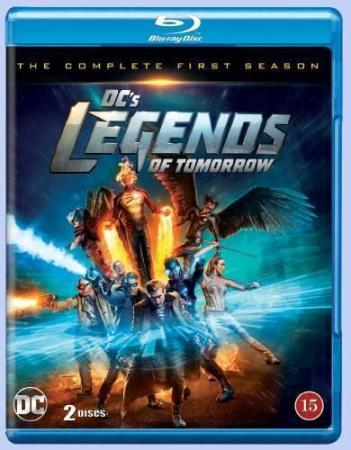 LEGENDS OF TOMORROW - SESONG 1 (2016) (2 DISC) (BLU-RAY)