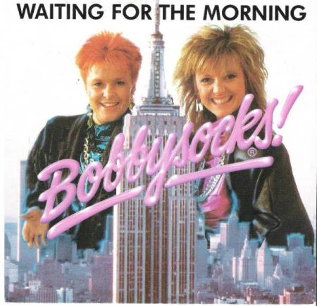 BOBBYSOCK.-WORKING HEART-WAITING FOR THE MORNING.-1986.