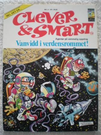 CLEVER & SMART 4 (1986)
