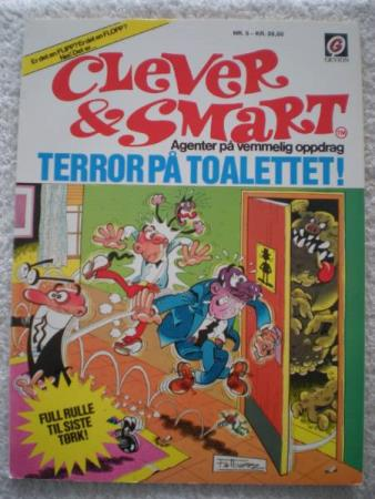 CLEVER & SMART 5 (1987)