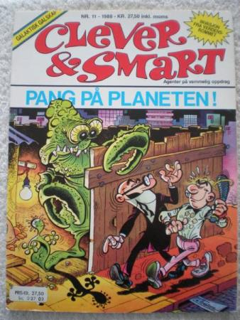 CLEVER & SMART 11 (1988)