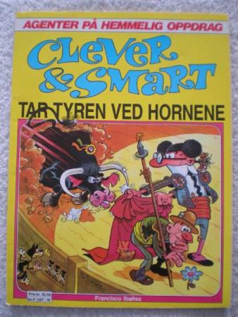 CLEVER & SMART 19 (1990)