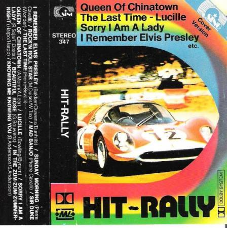 HIT-RALLY.-I REMEMBER ELVIS PRESLEY-THE LAST TIME.