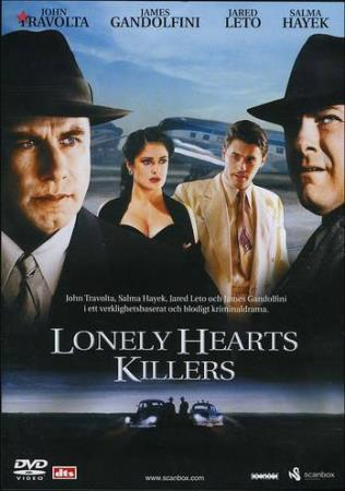 LONELY HEARTS KILLERS (2006) (JOHN TRAVOLTA) (DVD)