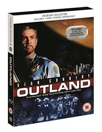 OUTLAND-THE PREMIUM COLLECTION (1981)(BLU-RAY+DVD+ART CARDS)
